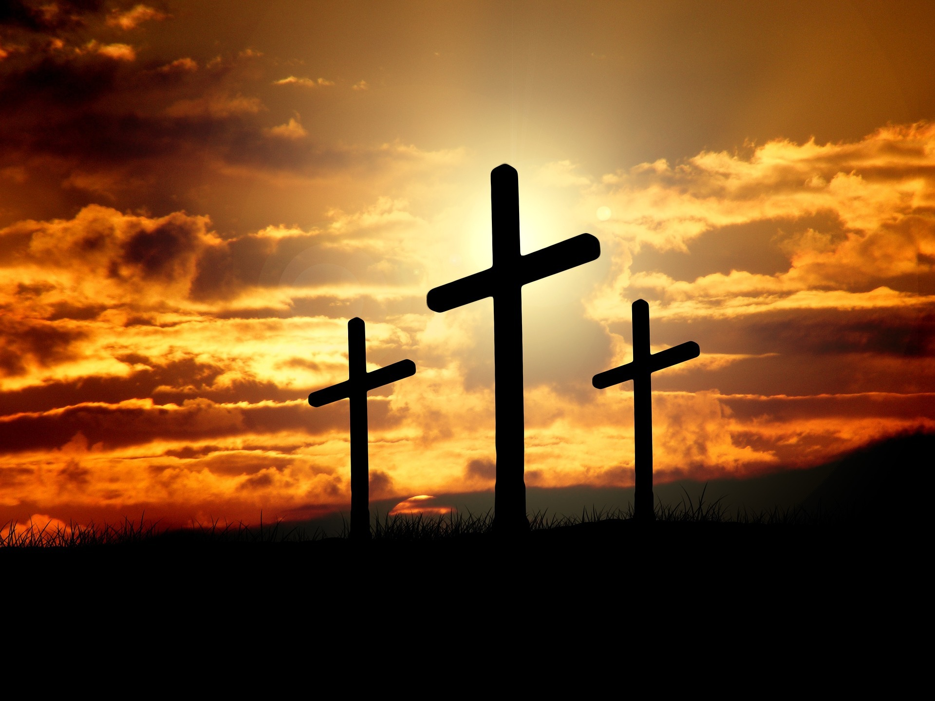(1) The Cross and the Crucified