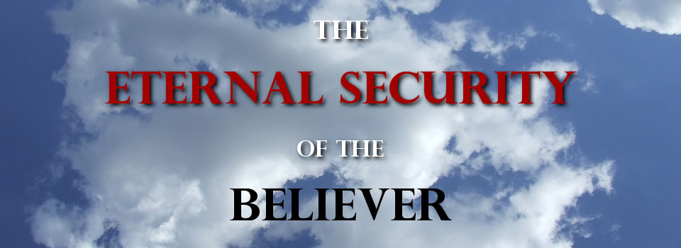 Image: Eternal Security of the Believer